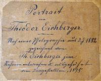 Handschriftliches Dokument